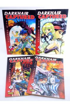 Muestra 1 de DARKHAIR CAPTURED 1 A 8. COMPLETA (Ryusuke Mita) Norma 1999
