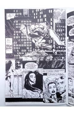 Muestra 2 de CABALLERO ROJO 0 (T. Torres / M. Navarro) Comiqueando Press 1997
