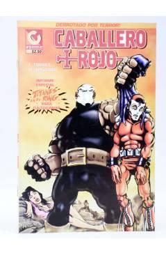 Cubierta de CABALLERO ROJO 3 (T. Torres / M. Navarro) Comiqueando Press 1997
