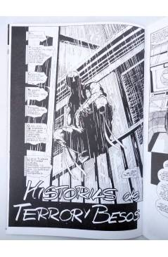 Muestra 2 de CABALLERO ROJO 3 (T. Torres / M. Navarro) Comiqueando Press 1997