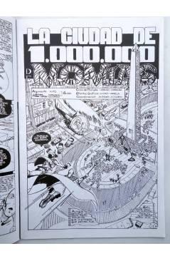 Muestra 1 de CABALLERO ROJO 0 A 6. A FALTA DEL 1 (Torres / Navarro) Comiqueando Press 1997