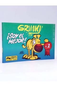 Cubierta de GRIMMY 1. ¡SOY EL MEJOR! (Mike Peters) Junior / Grijalbo 1989. Mother Goose and Grimm
