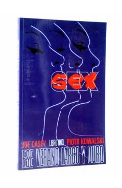 Cubierta de SEX LIBRO 1. ESE VERANO LARGO Y DURO (Casey / Kowalski) Aleta 2014