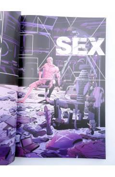 Muestra 1 de SEX LIBRO 1. ESE VERANO LARGO Y DURO (Casey / Kowalski) Aleta 2014
