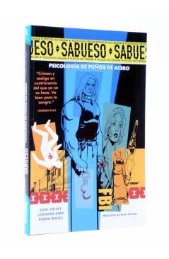 Cubierta de SABUESO 1. PSICOLOGÍA DE PUÑOS DE ACERO (Jolley / Kirk / Riggs) Aleta 2014