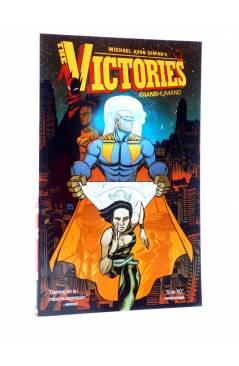 Muestra 3 de THE VICTORIES VOLS. 1 Y 2. MARCADO / TRANSHUMANO (Michael Avon Oeming) Aleta 2013