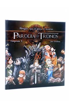 Muestra 1 de PARODIA DE TRONOS TEMPORADA 1 Y 2 (José Fonollosa) Aleta 2015
