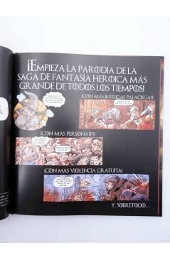 Muestra 6 de PARODIA DE TRONOS TEMPORADA 1 Y 2 (José Fonollosa) Aleta 2015