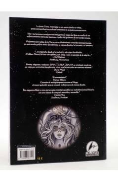 Contracubierta de UNA TIERRA LEJANA. LA REUNIÓN (Colleen Doran) Aleta 2006