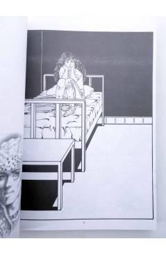 Muestra 1 de UNA TIERRA LEJANA. LA REUNIÓN (Colleen Doran) Aleta 2006