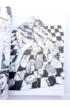 Muestra 2 de UNA TIERRA LEJANA. LA REUNIÓN (Colleen Doran) Aleta 2006