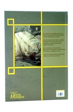 Contracubierta de SEBASTIÁN LEFOU 1. LA ALDEA DE LOS MALDITOS (Fonollosa / Carrasco) Aleta 2007