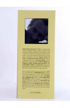 Muestra 1 de LA SONRISA DE LOS MUERTOS (Daniel Pérez Navarro) Viaje a Bizancio 2011