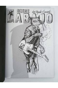 Muestra 4 de DESDE ABAJO + POSTER REGALO (Don Rogelio J.) Autsaider 2017