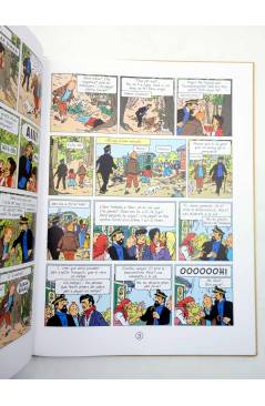 Muestra 4 de TINTIN. LES JOIES DE LA CASTAFIORE. ED EN VALENCIANO (Hergé) Zephyrum 2019