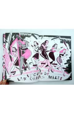Muestra 2 de EL CLUB DE LAS CHICAS MALAS. AMANECER ROSA (Ryan Heshka) Autsaider 2019
