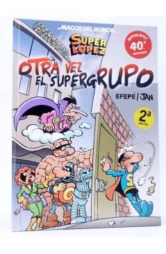 Muestra 1 de MAGOS DEL HUMOR 156 163 169. SUPER LOPEZ SUPERLOPEZ LOTE DE 3 (Jan) B 2013