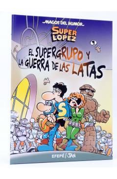 Muestra 2 de MAGOS DEL HUMOR 156 163 169. SUPER LOPEZ SUPERLOPEZ LOTE DE 3 (Jan) B 2013