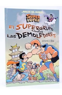 Muestra 3 de MAGOS DEL HUMOR 156 163 169. SUPER LOPEZ SUPERLOPEZ LOTE DE 3 (Jan) B 2013
