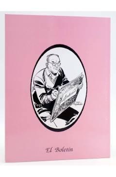 Contracubierta de AMBRÓS: RELATOS CORTOS 3 (Ambrós) El Boletín 1990