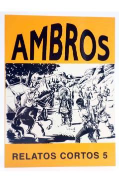 Cubierta de AMBRÓS: RELATOS CORTOS 5 (Ambrós) El Boletín 1995