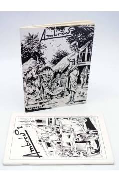 Cubierta de MONOGRÁFICOS EL BOLETÍN. ESPECIAL AMBRÓS 1 2. COMPLETA (Ambrós) El Boletín 1991