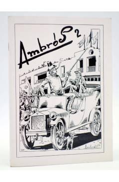 Muestra 3 de MONOGRÁFICOS EL BOLETÍN. ESPECIAL AMBRÓS 1 2. COMPLETA (Ambrós) El Boletín 1991