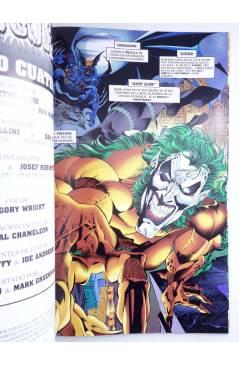 Muestra 1 de DC VERSUS MARVEL COMICS 4 (David / Jurgens / Castellini / Rubinstein / Neary) Vid 1997