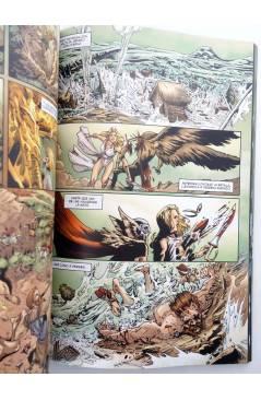 Muestra 3 de GOD IS DEAD VOL 2 (Mike Costa / German Erramouspe / Juan Frigeri) Medusa 2015
