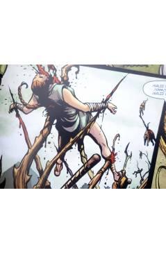 Muestra 5 de GOD IS DEAD VOL 2 (Mike Costa / German Erramouspe / Juan Frigeri) Medusa 2015