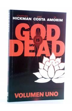 Muestra 1 de GOD IS DEAD VOLUMENES 1 2 3. COMPLETA (Hickman / Costa) Medusa 2015