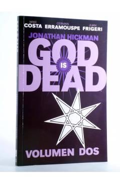 Muestra 2 de GOD IS DEAD VOLUMENES 1 2 3. COMPLETA (Hickman / Costa) Medusa 2015