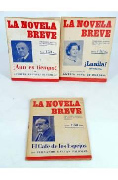 Muestra 2 de LA NOVELA BREVE 1 a 6. COMPLETA (Joaquín Romero Marchent) Ramón Fau 1949