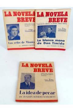 Muestra 3 de LA NOVELA BREVE 1 a 6. COMPLETA (Joaquín Romero Marchent) Ramón Fau 1949