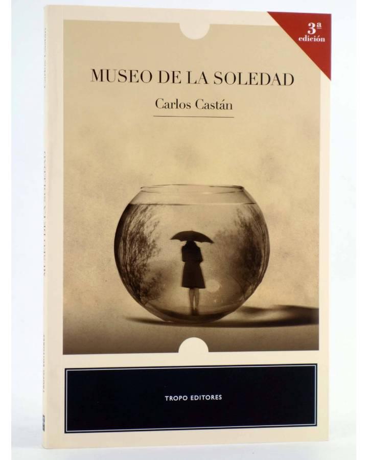 Cubierta de MUSEO DE LA SOLEDAD (Carlos Castán) Tropo 2013