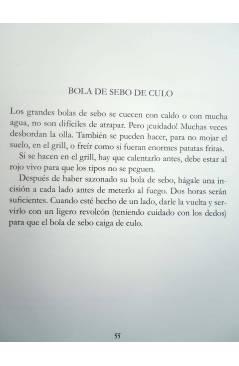 Muestra 5 de COLECCIÓN ILUSTRADA 2. LA COCINA CANÍBAL (Roland Topor) Tropo 2008