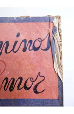 Muestra 1 de COLECCIÓN BANDA AZUL 10. LOS CAMINOS DEL AMOR (Celia De Luengo) Valenciana Circa 1930