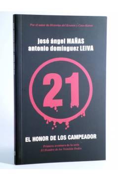 Muestra 1 de EL HOMBRE DE LOS VEINTIÚN DEDOS 1 A 4. COMPLETA (Mañas / Leiva) Dolmen 2007