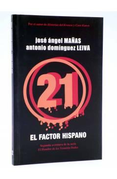 Muestra 2 de EL HOMBRE DE LOS VEINTIÚN DEDOS 1 A 4. COMPLETA (Mañas / Leiva) Dolmen 2007