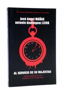 Muestra 4 de EL HOMBRE DE LOS VEINTIÚN DEDOS 1 A 4. COMPLETA (Mañas / Leiva) Dolmen 2007