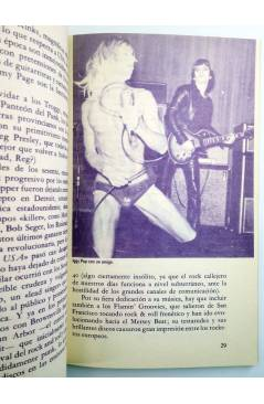 Muestra 2 de DE QUE VA 2. DE QUE VA EL ROCK MACARRA (Diego A. Manrique) La Piqueta 1977