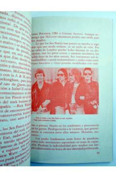 Muestra 3 de DE QUE VA 2. DE QUE VA EL ROCK MACARRA (Diego A. Manrique) La Piqueta 1977