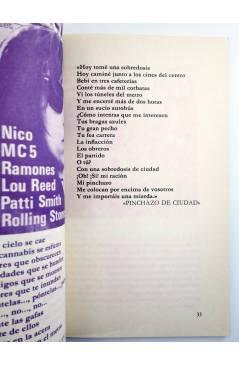 Muestra 4 de DE QUE VA 2. DE QUE VA EL ROCK MACARRA (Diego A. Manrique) La Piqueta 1977