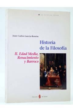 Cubierta de LA ESTRELLA POLAR 9. HISTORIA DE LA FILOSOFÍA II. EDAD MEDIA RENACIMIENTO Y BARROCO (Juan Carlos García Borr