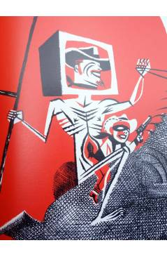 Muestra 7 de REVISTA FANZINE NSLM NOSOTROS SOMOS LOS MUERTOS 13 (Vvaa) Inrevés 2006