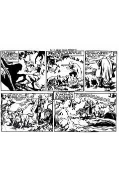 Muestra 3 de BENGALA 1 A 54. COMPLETA. MAGA 1959 (Quesada / Ortiz) Comic MAM Circa 1980. REEDICIÓN FACSIMIL