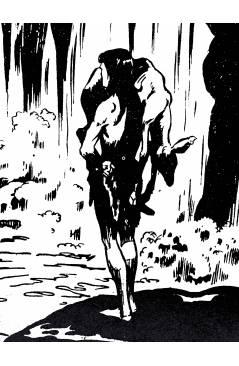 Muestra 5 de BENGALA 1 A 54. COMPLETA. MAGA 1959 (Quesada / Ortiz) Comic MAM Circa 1980. REEDICIÓN FACSIMIL