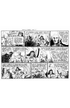 Muestra 2 de JARKO EL TEMIBLE 1 A 20. COMPLETA. GRAFIDEA 1958 (P. Muñoz) Comic MAM Circa 1980. FACSIMIL