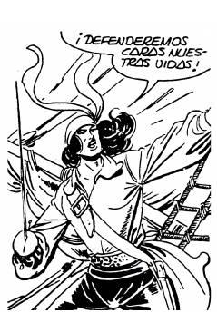 Muestra 4 de JARKO EL TEMIBLE 1 A 20. COMPLETA. GRAFIDEA 1958 (P. Muñoz) Comic MAM Circa 1980. FACSIMIL