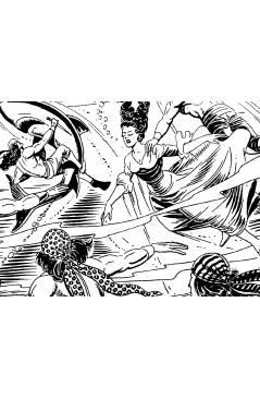 Muestra 5 de JARKO EL TEMIBLE 1 A 20. COMPLETA. GRAFIDEA 1958 (P. Muñoz) Comic MAM Circa 1980. FACSIMIL